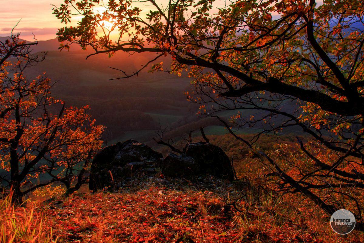 Monoszai látkép (karancs-medves.info fotó: Micsuda András)