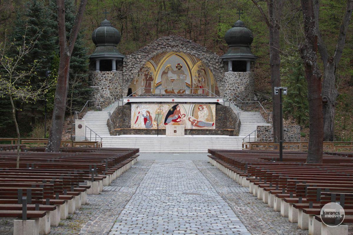 Mátraverebély-Szentkút Nemzeti Kegyhely (karancs-medves.info fotó: Kéri István)