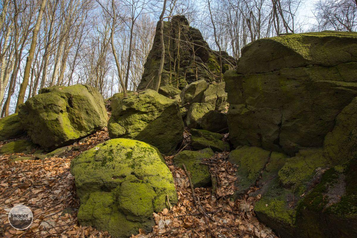 Szilvás-kő (karancs-medves.info fotó: Drexler Szilárd)