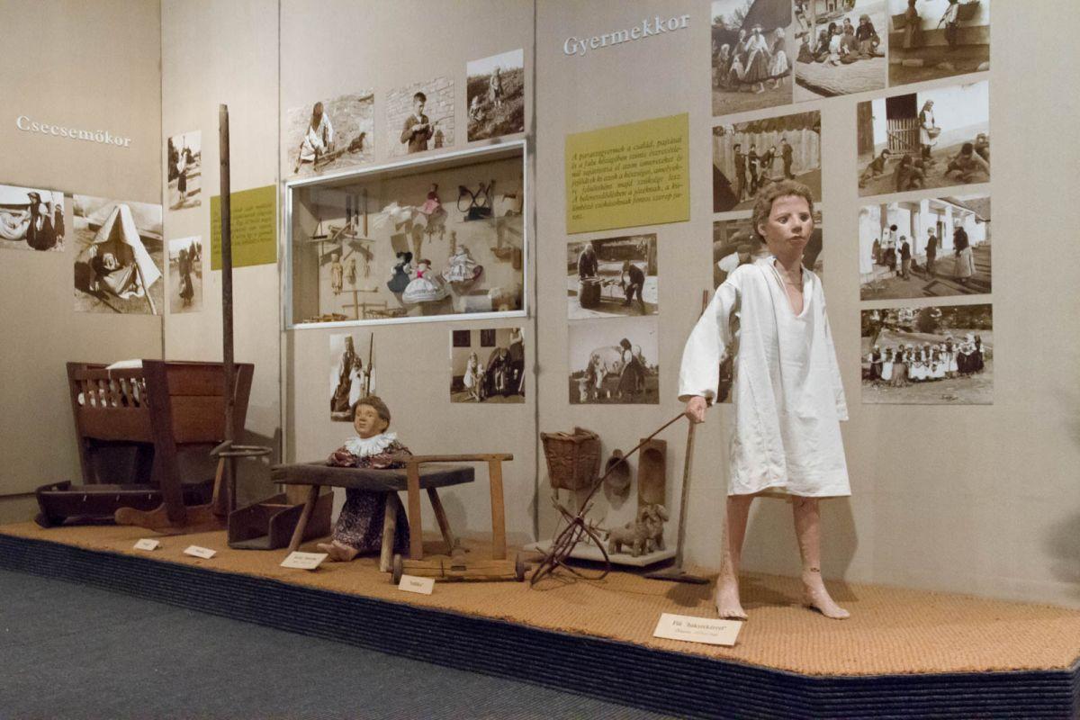 A múzeum gazdag néprajzi gyűjteménye átfogja Nógrád megye teljes paraszti kultúráját (Fotó: Nógrádikumok)