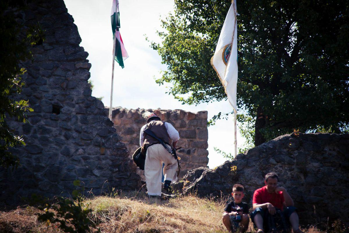 A Szondi várjátékokat több mint két évtizede rendezi meg a község (Fotó: Nógrádikumok)