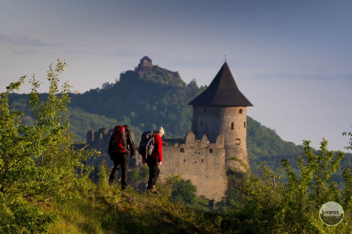 Kiemelt fotó: Somoskő vára (karancs-medves.info fotó: Drexler Szilárd)