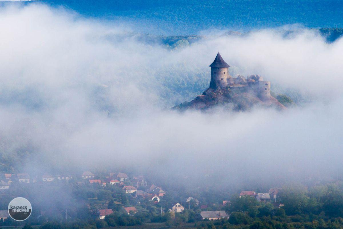 Somoskő vára (karancs-medves.info fotó: Drexler Szilárd)