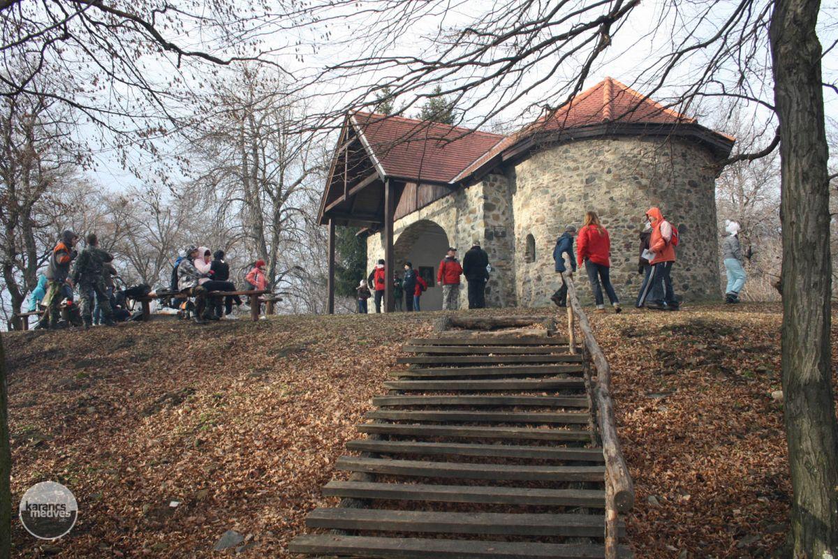 Kiemelt fotó: Szent Margit-kápolna (karancs-medves.info fotó: Kéri István)
