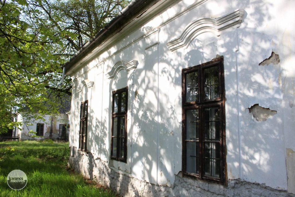 A Benczúr-kastély (karancs-medves.info fotó: Kéri István)
