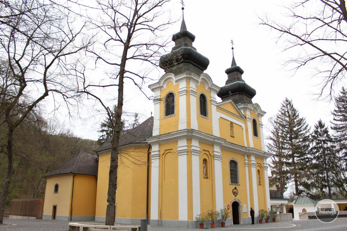 Kiemelt fotó: A Szentkúti Nagyboldogasszony Bazilika (karancs-medves.info fotó: Kéri István)