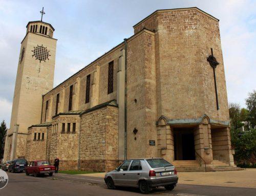 Szent József plébániatemplom, Salgótarján