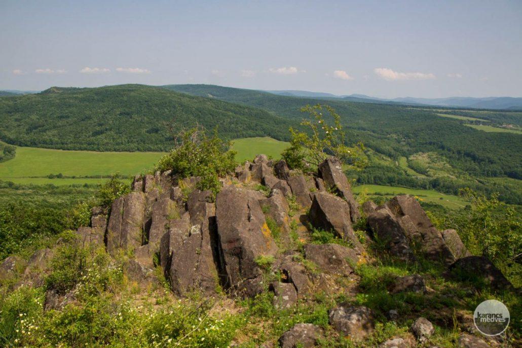 A Nagy-hegy gerince (karancs-medves.info fotó: Drexler Szilárd)