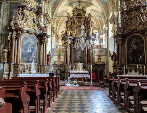 Római katolikus templom és ferences kolostor, Fülek