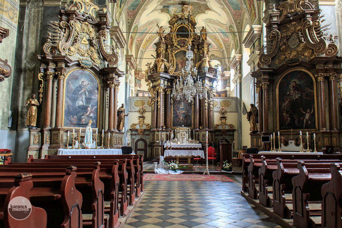 Kiemelt fotó: A füleki római katolikus templom (karancs-medves.info fotó: Micsuda András)