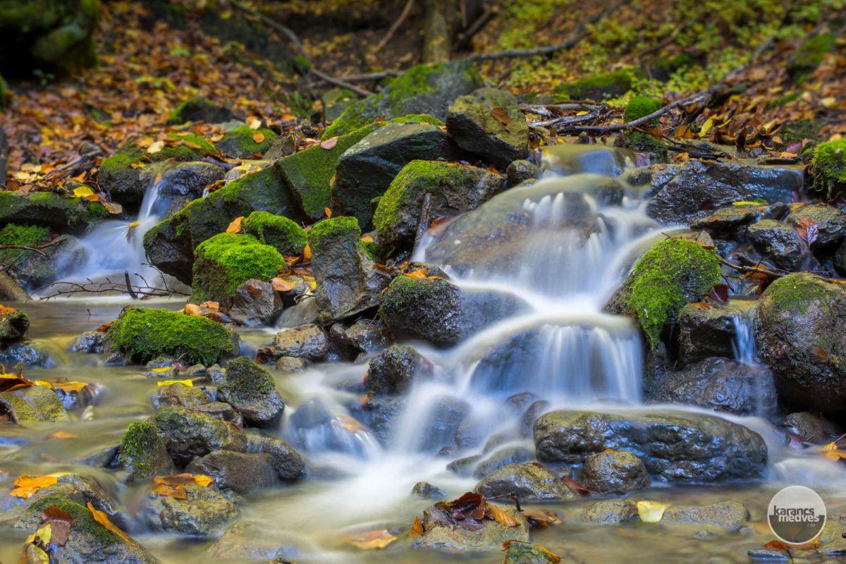 Kiemelt fotó: A Gortva-patak (karancs-medves.info fotó: Drexler Szilárd)
