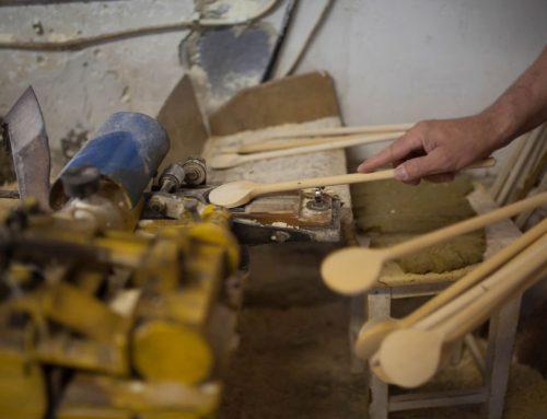 A mátrakeresztesi fakanálkészítés hagyománya, Mátrakeresztes