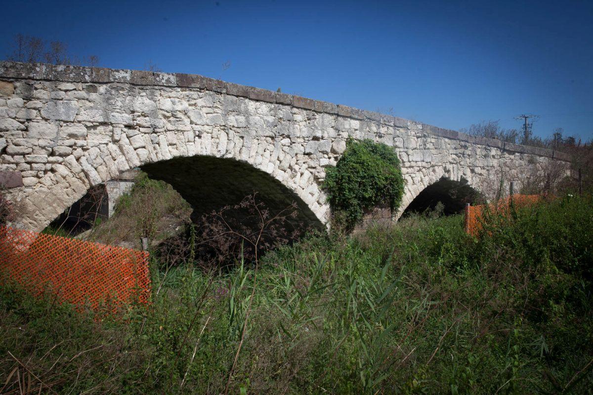Kiemelt fotó: A háromnyílású műemlék kőhíd (Fotó: Nógrádikumok)