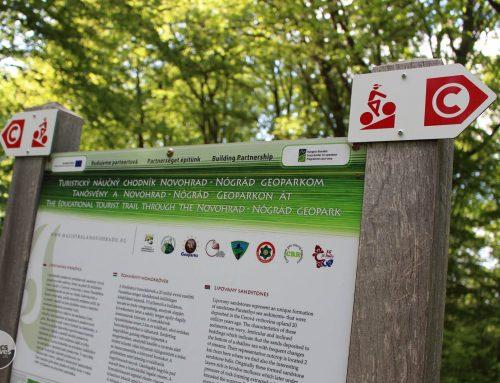 Közép-Európa egyik leghosszabb tanösvénye a határsávon