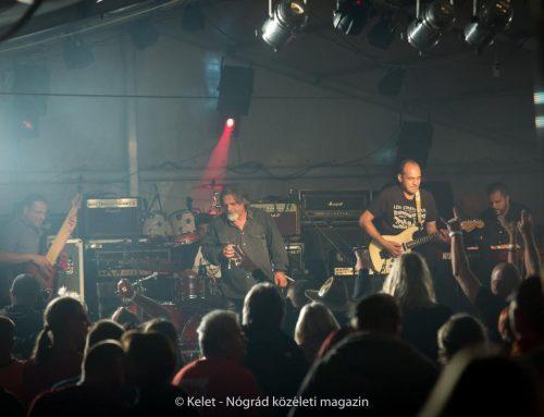 Rocktábor és koncertek Salgóbányán
